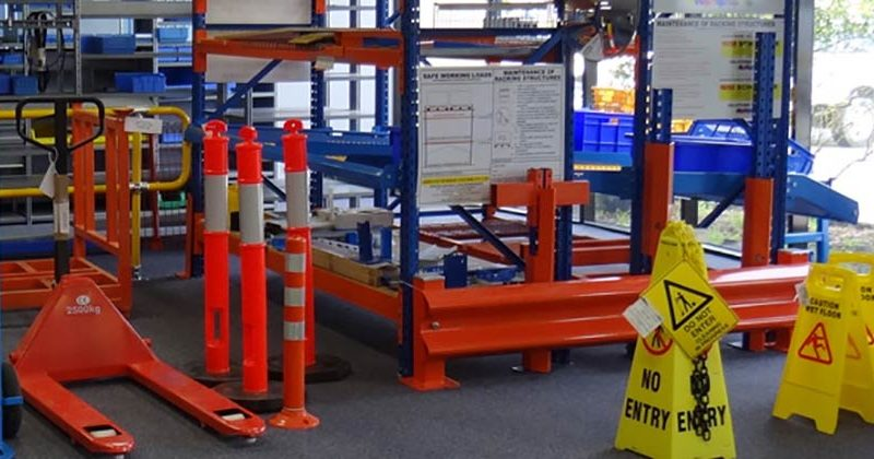 Absolute Storage - Pallet Racking Accessories