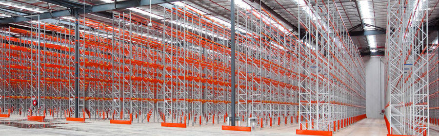 Absolute Storage - Selective Racking