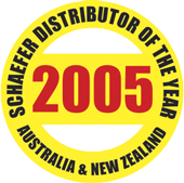 Absolute Storage, 'Shaefer 2004 Distributor of the Year Award' Winner
