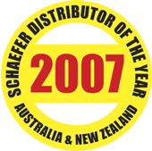 Absolute Storage, 'Shaefer 2005 Distributor of the Year Award' Winner