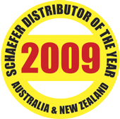 Absolute Storage, 'Shaefer 2009 Distributor of the Year Award' Winner