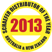Absolute Storage, 'Shaefer 2013 Distributor of the Year Award' Winner