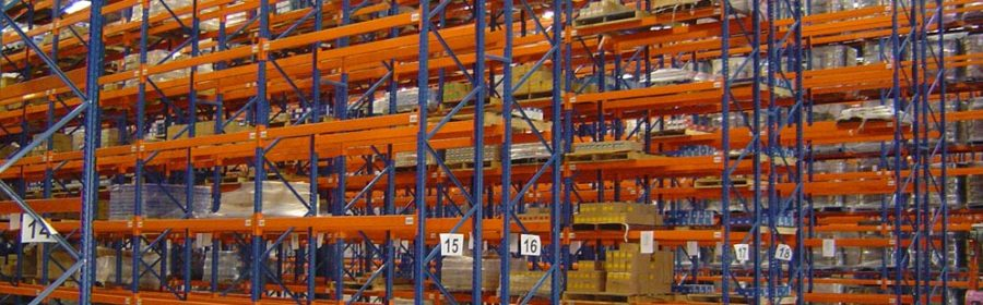 Absolute Storage - Pallet racking auditing and inspections