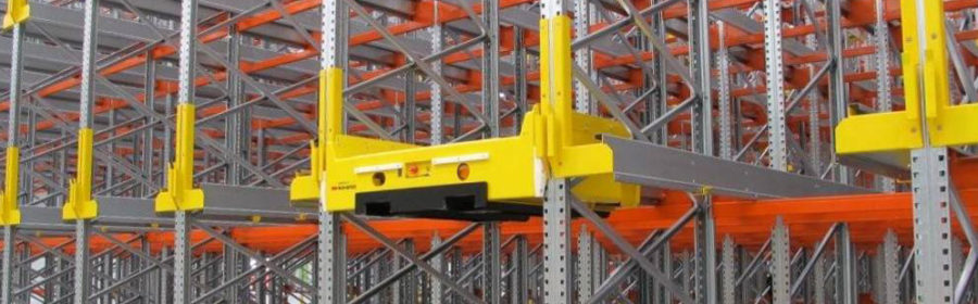 Absolute Storage - Automated Storage and Retrieval Systems