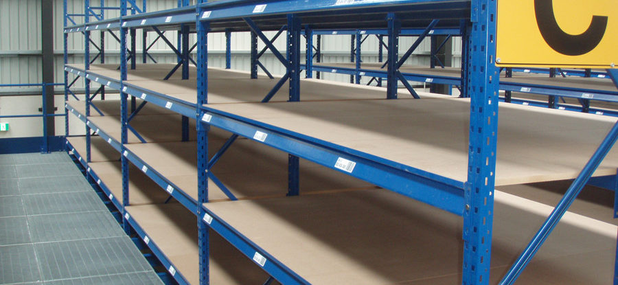 longspan racking melbourne