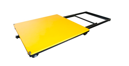 RotoLift Easi Picker – Flat Top Pallet Turntable